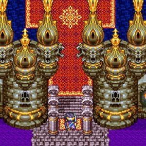 スマホ版ドラクエ3日記(25): 虹の雫を取ってゾーマ城へ侵入!