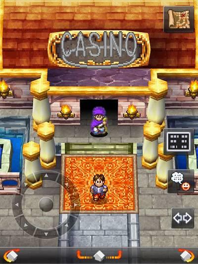 オラクルベリーのカジノ