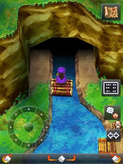 サンタローズの洞窟へ