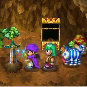 スマホ版ドラクエ5日記(11): サンタローズの洞窟をクリアしラインハットに戻る