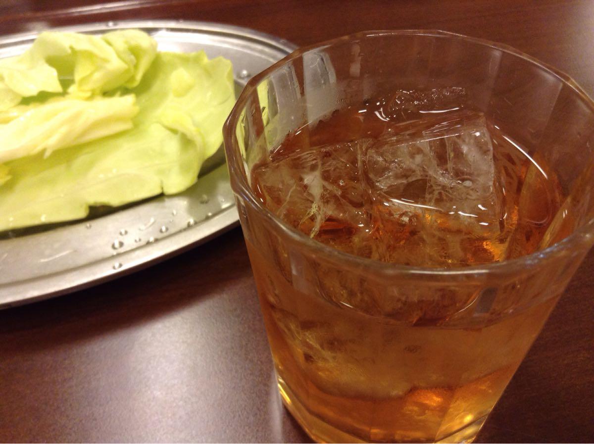 梅酒とキャベツ