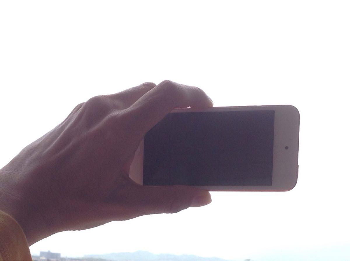 写真を撮って、そのままブログへ!