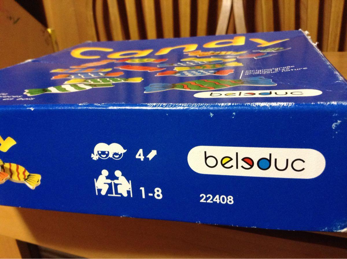 推奨年齢は4歳以上で、遊ぶ人数は1人~8人