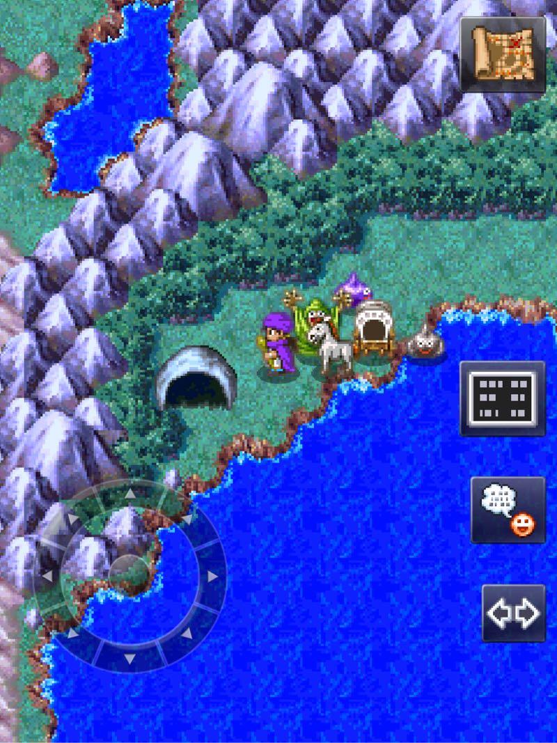 カボチ西の洞窟