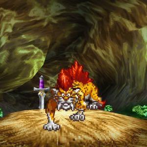 スマホ版ドラクエ5日記(14): カボチから西の洞窟に行ってキラーパンサーと再会してきた!