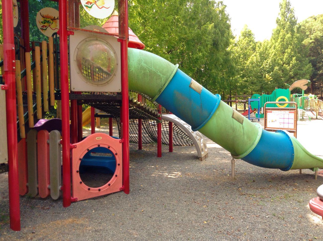 公園に子どもを連れて行ったときのスキマ時間にもブログを書く