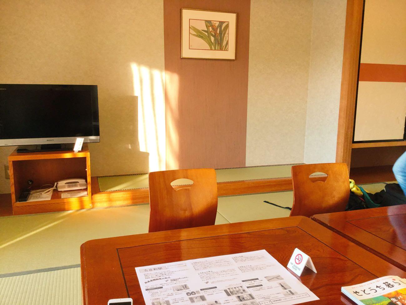 和室の風景