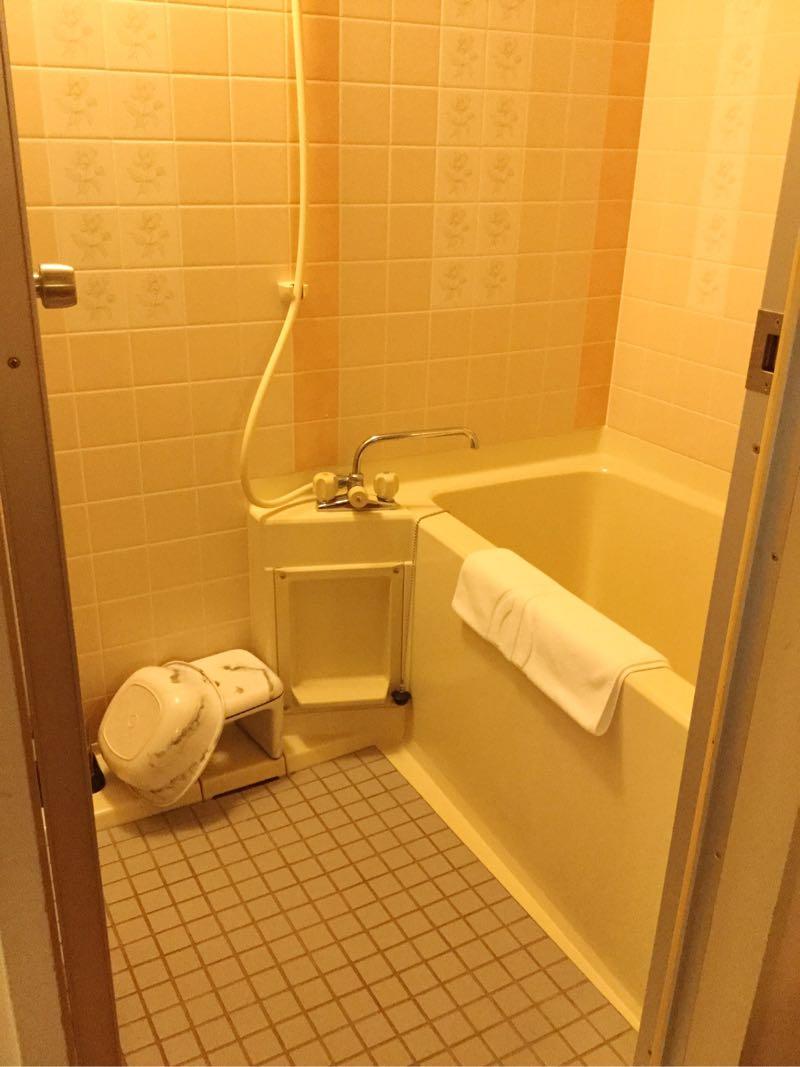お部屋にあるお風呂