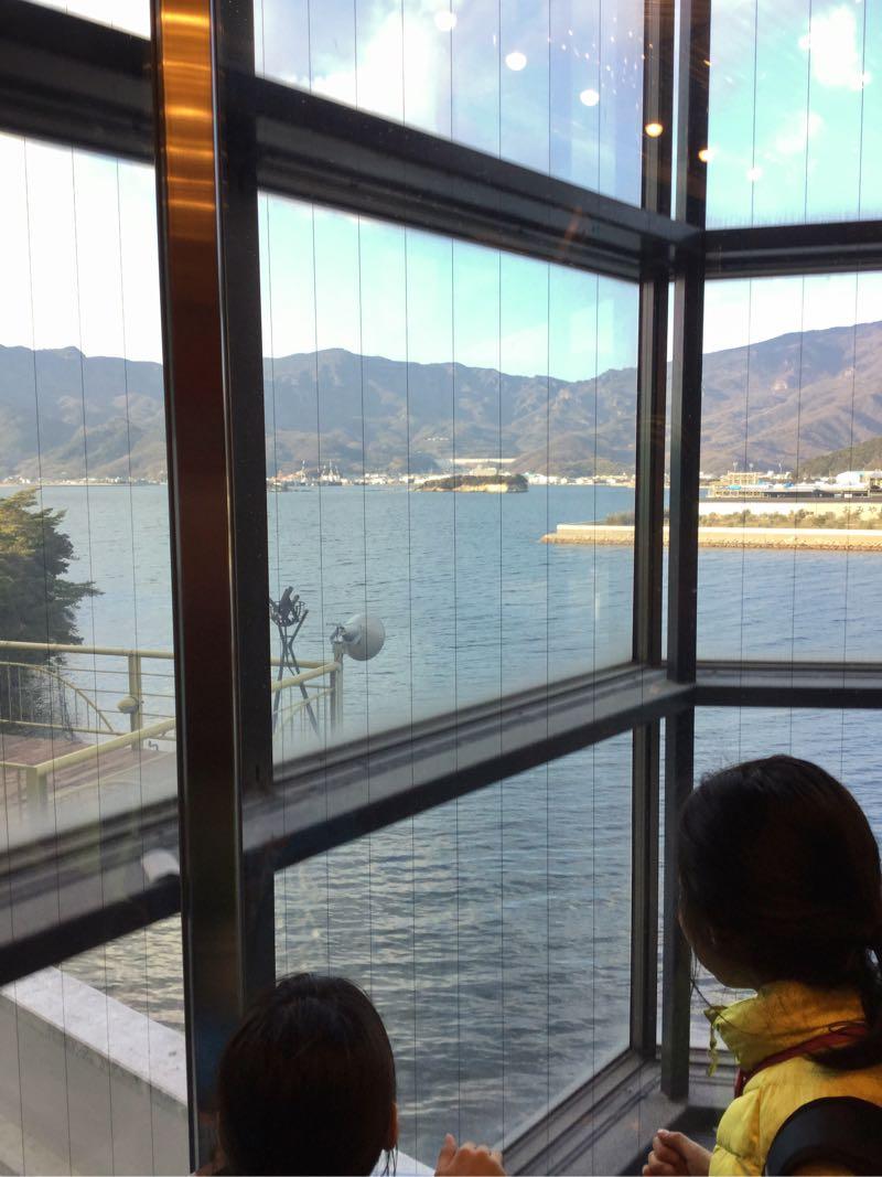 ベイリゾートホテル小豆島のエレベーター