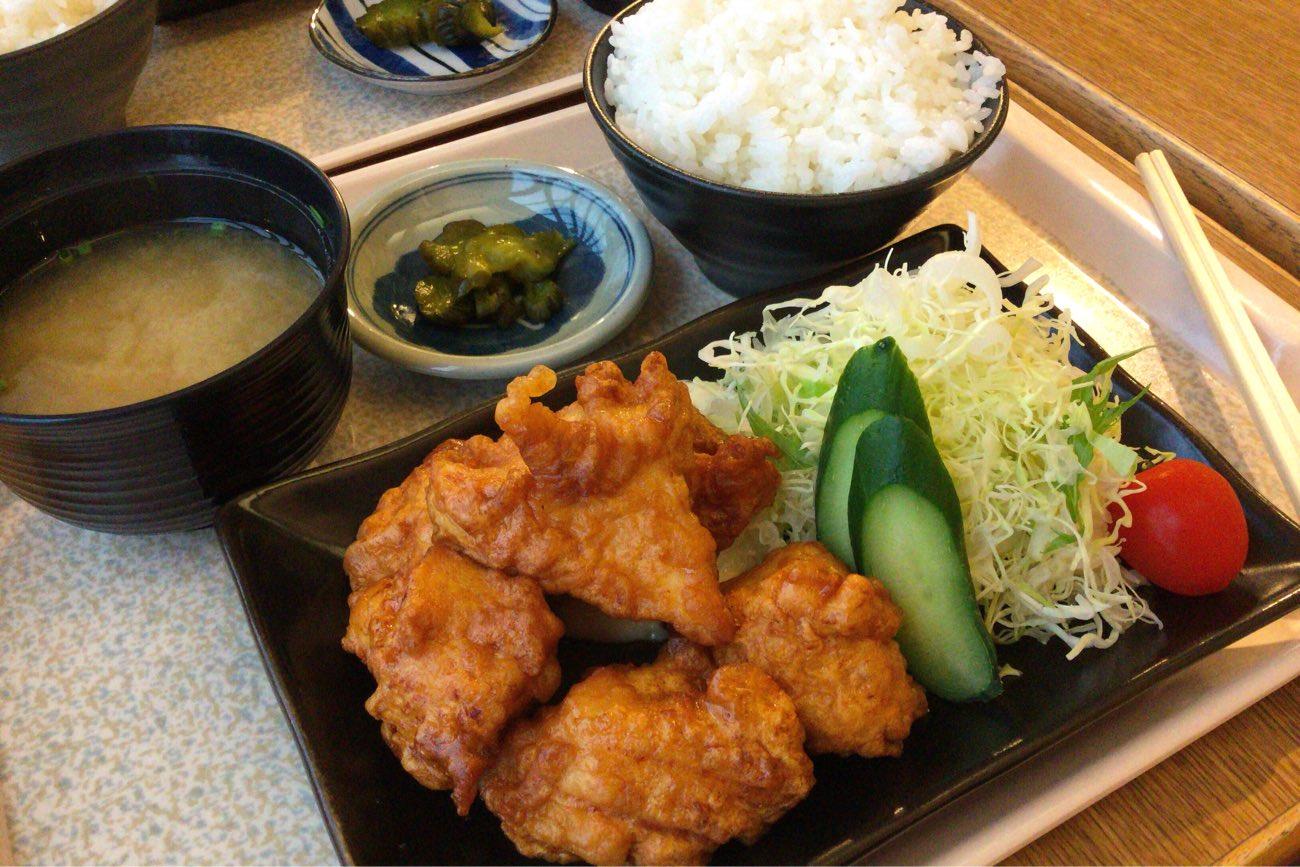 チキン南蛮定食650円