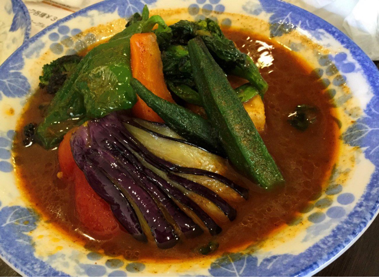 豆腐スープカレー