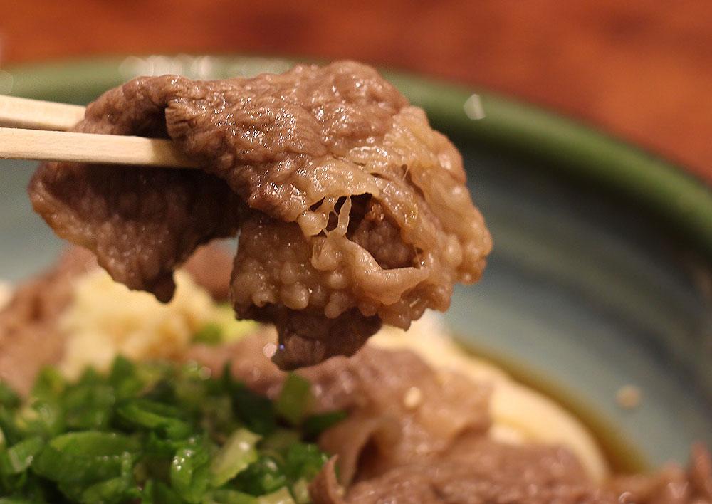 塩がま屋でオリーブ牛を食べる