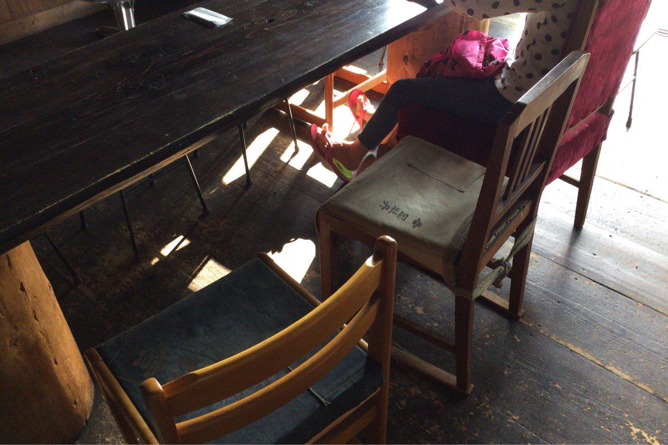 いすはいろんな種類があります