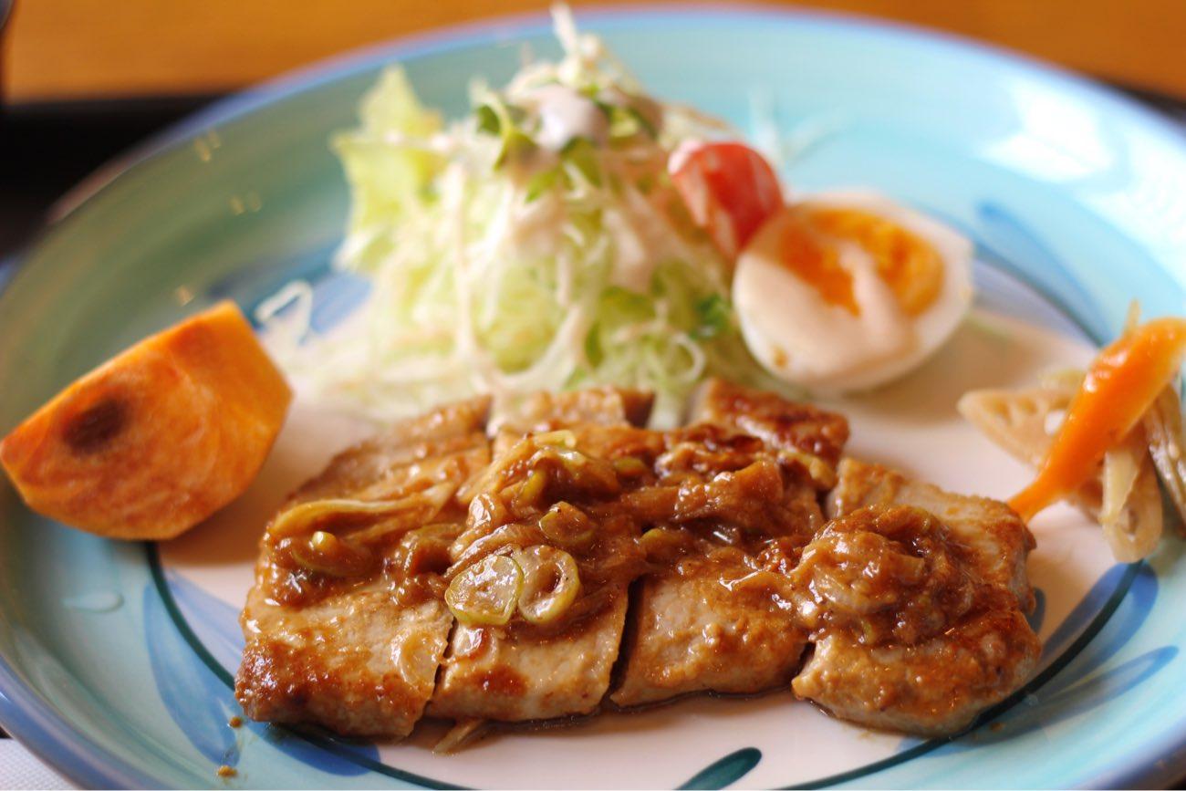 豚肉の炒め物
