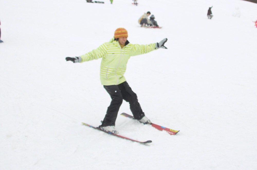 へっぽこスキー