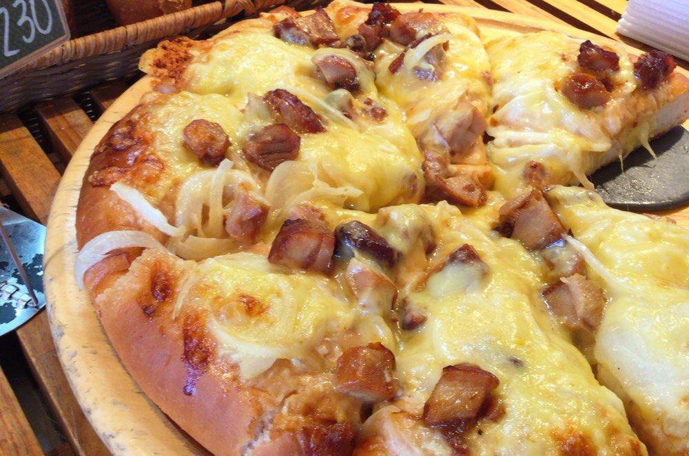 パパベルのピザ
