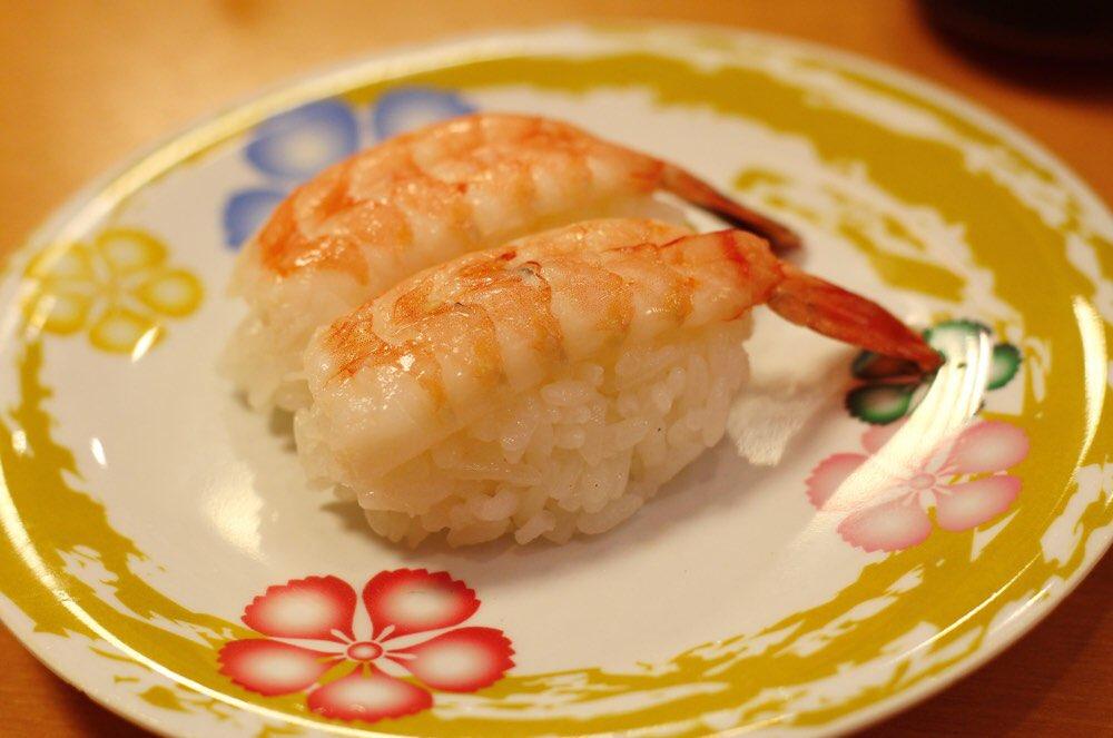 えびの握り寿司