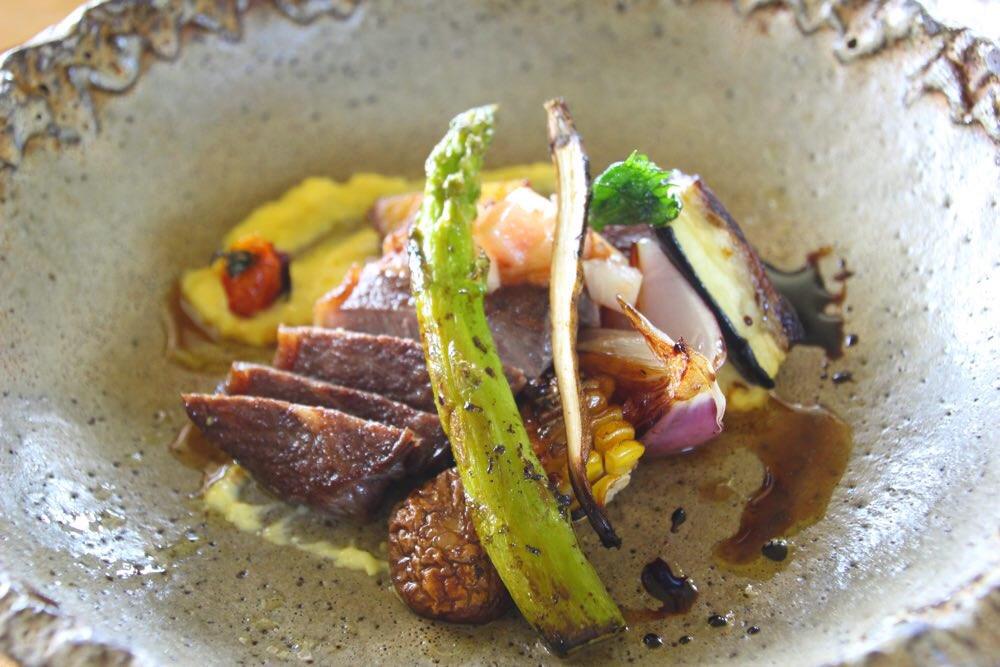 讃岐牛いちぼ肉ステーキ(もも肉の希少部位)