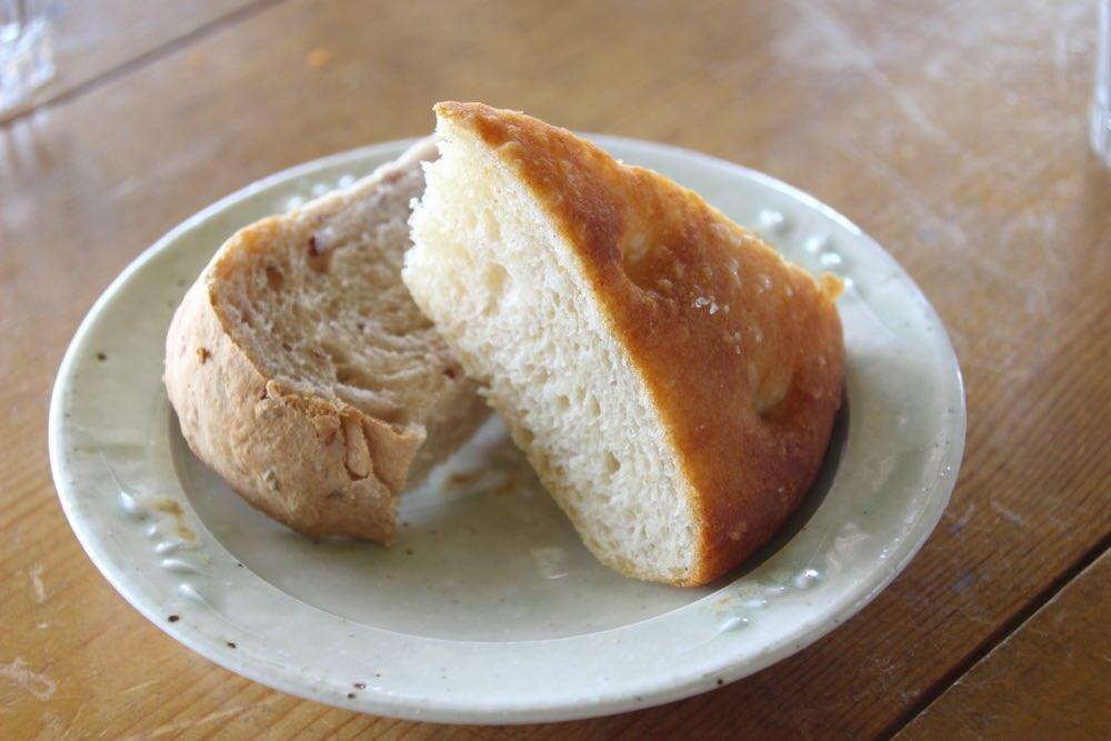 讃岐ランチのパン