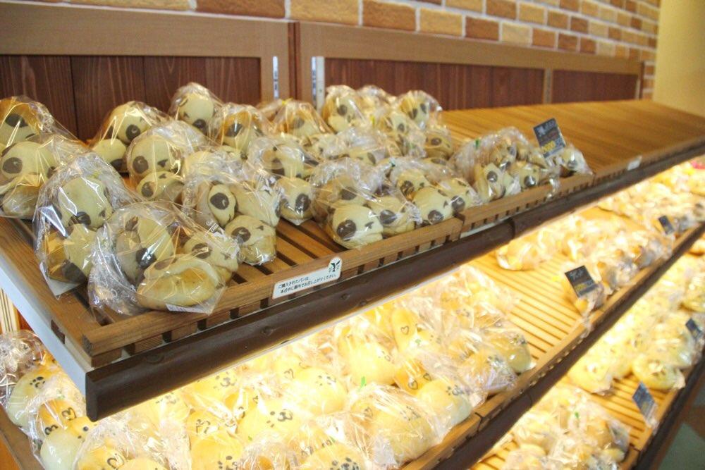 パンも売っていた