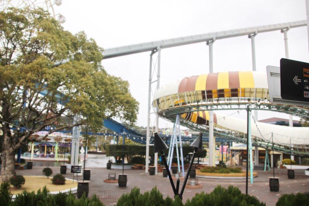 アドベンチャーワールドの遊園地