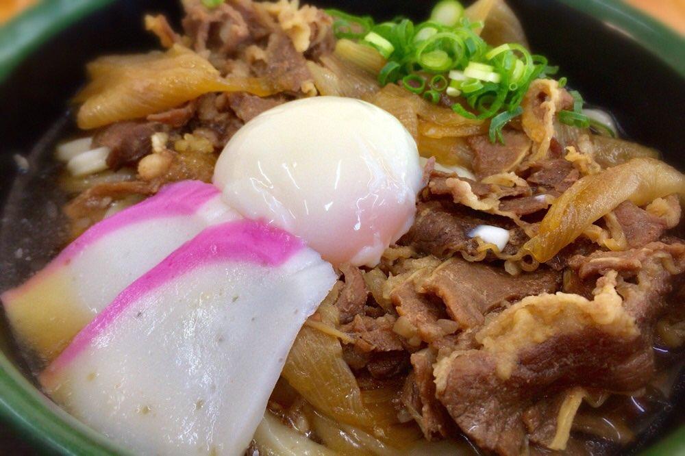 肉玉ぶっかけ(中)