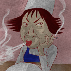 「この店 禁煙ですか」の返答に見える喫煙大国の現状