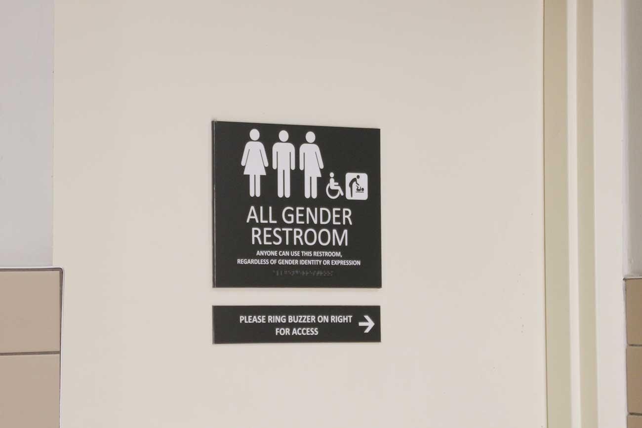 ジェンダーニュートラルのトイレ