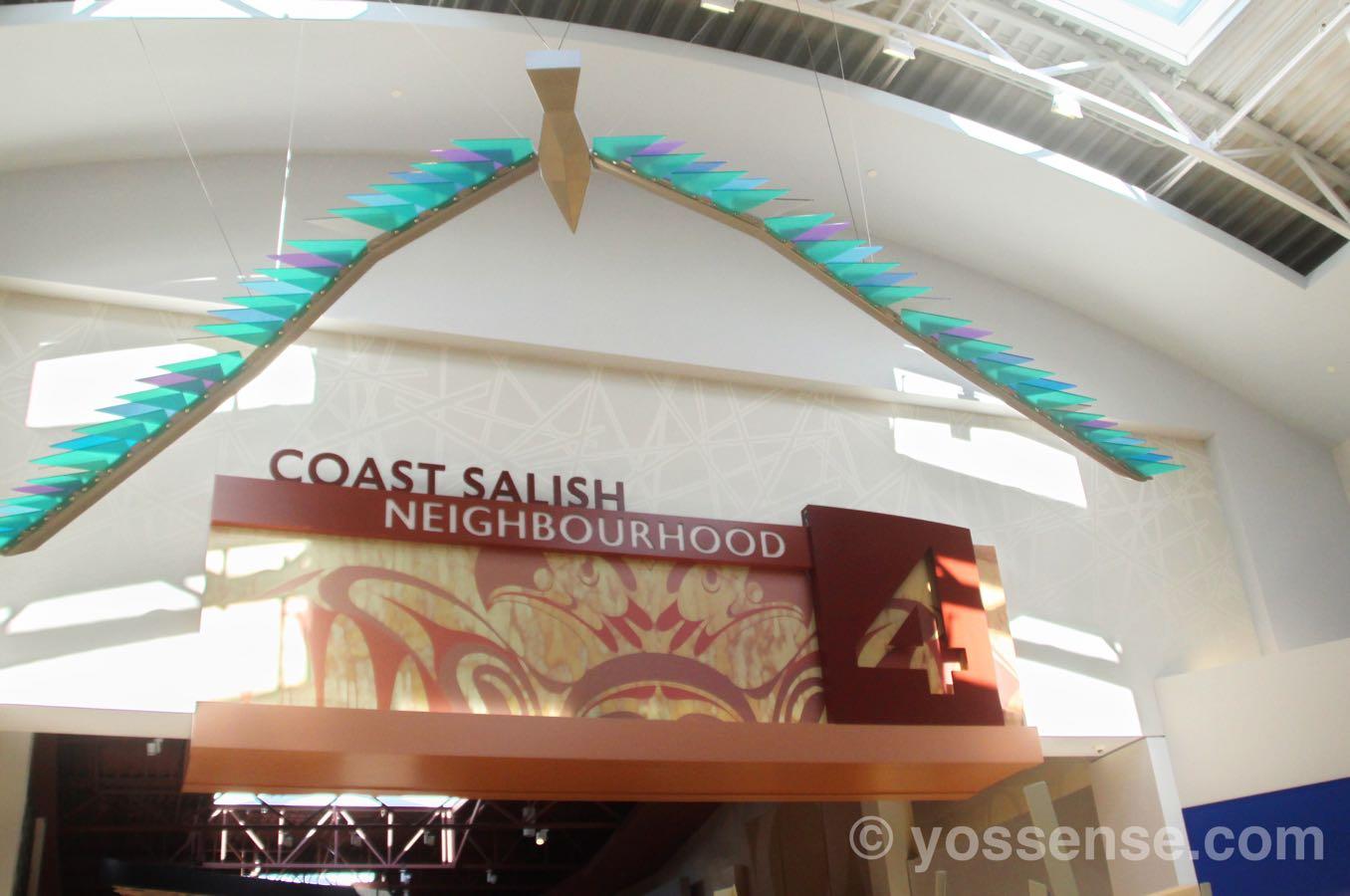4のエリア Coast Salish
