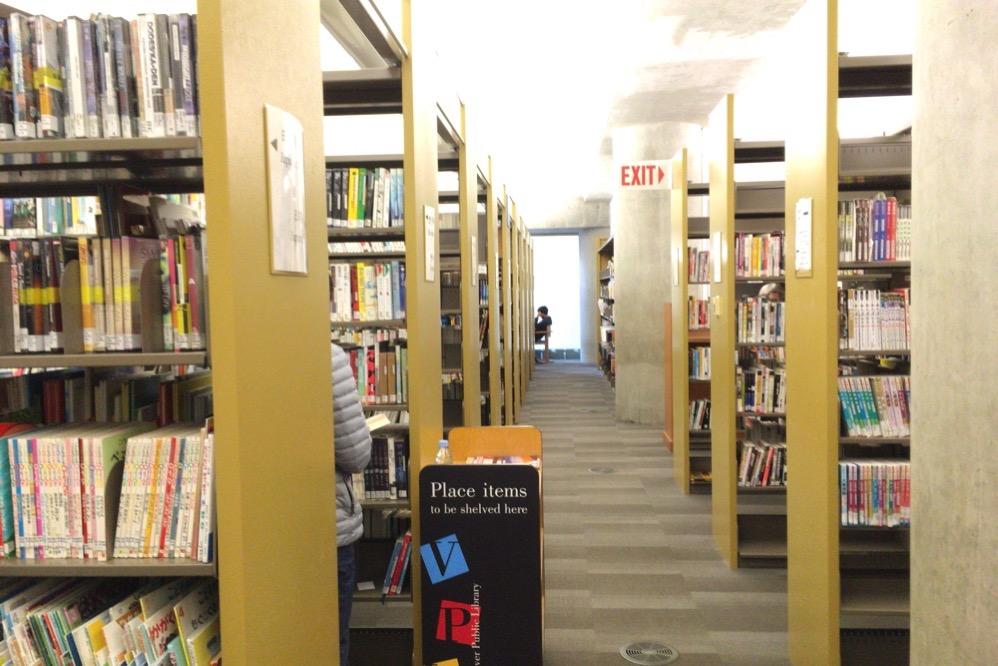 図書館の様子2