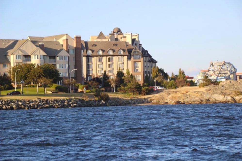 デルタ・ホテルズ・ビクトリア・オーシャンポイント・リゾート(Delta Hotels by Marriott Victoria Ocean Pointe Resort)